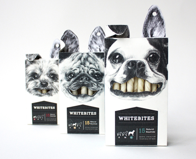 Whitebites Packaging