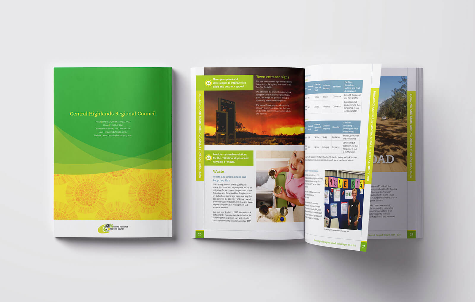Annual Report Design Melbourne